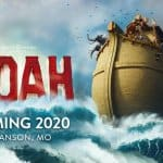 Noah at Sight and Sound Theatres for one year only in 2020!