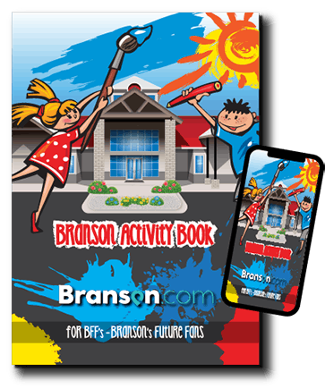 Branson Visitors Guide for Kids Activities